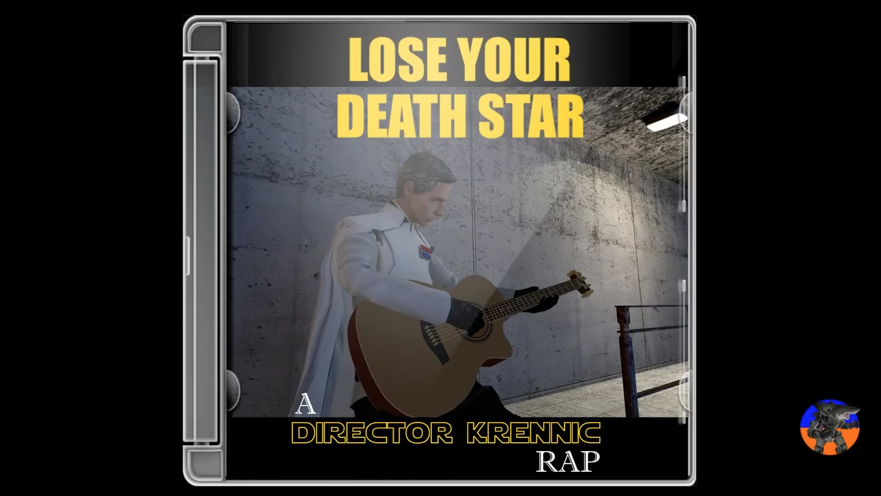 Lose Your Death Star Parody Rap