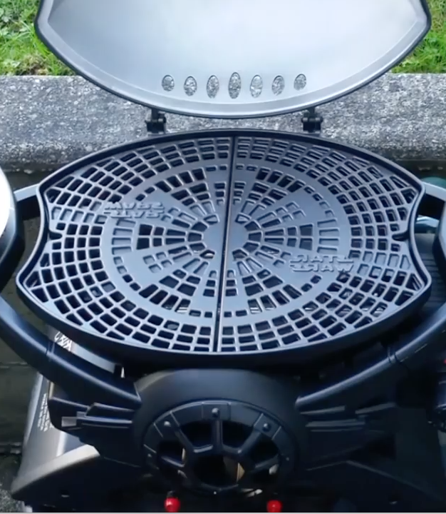 Star Wars Cast Iron Grill Cooking Grid