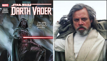 Darth Vader Comic Explains Luke's Exile