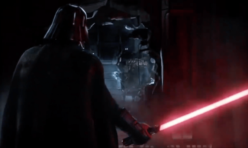 Darth Vader A Story Wars Story Fan Made Trailer