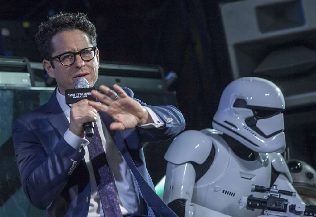 J.J. Abrams directing Star Wars Episode IX